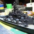 アメリカ戦艦「サウスダコタ」