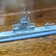 アメリカ潜水艦「アルバコア」